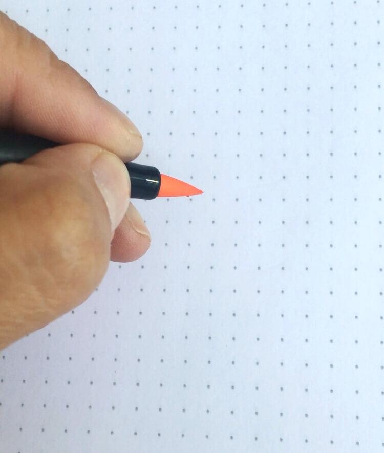 posicion incorrecta-altura-rotulador-lettering