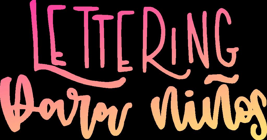 taller de lettering para niños badajoz