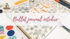 bullet journal octubre